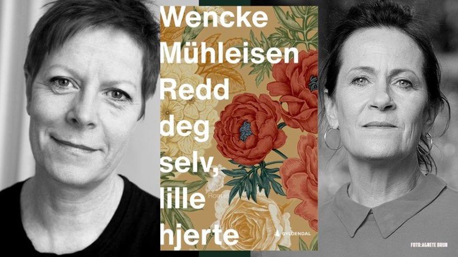 Eventbilde: Mühleisen og Hjorth i samtale om den vanskelige kjærligheten