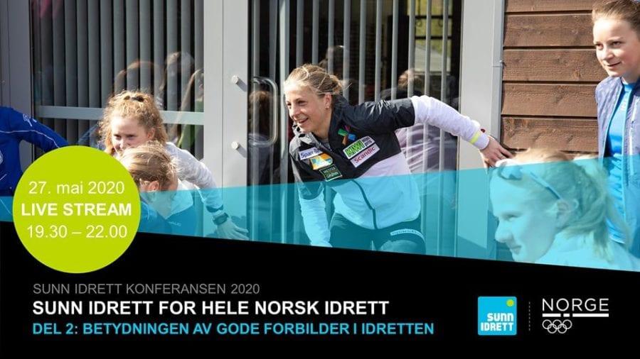 Eventbilde: Sunn Idrett konferansen 2020 – Del 2 – Live stream
