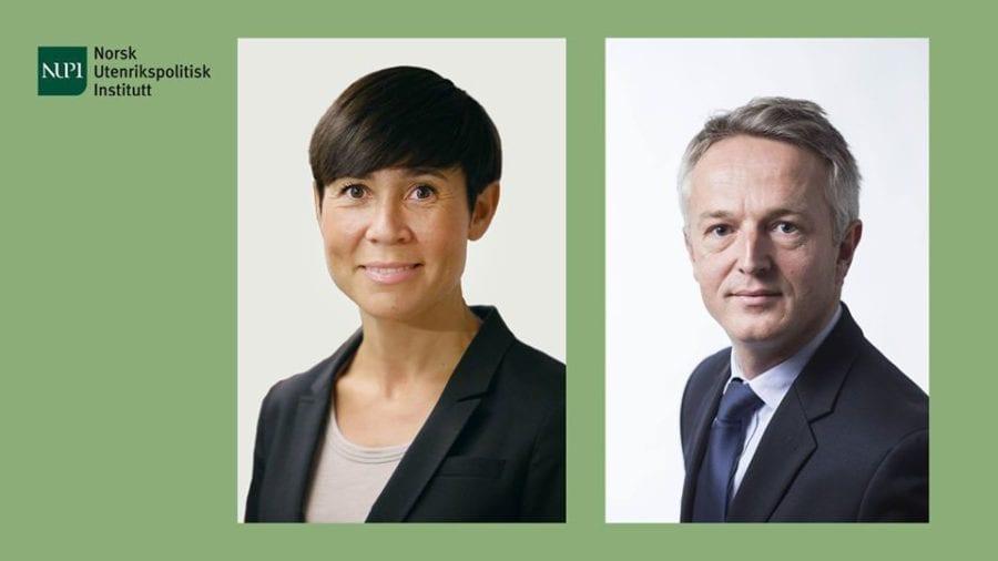 Covid-19, internasjonal politikk og Norge hovedbilde