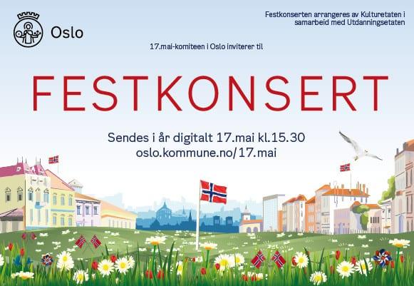 17.mai-komiteens Festkonsert hovedbilde