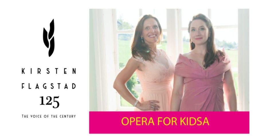 Opera for kidsa – Mozart og prinsessen hovedbilde