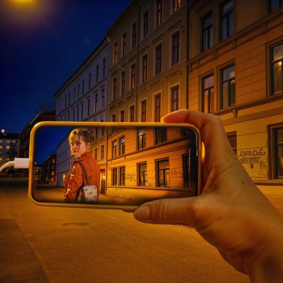 Eventbilde: Oslo Kartwerk -video & audio guidet vandring