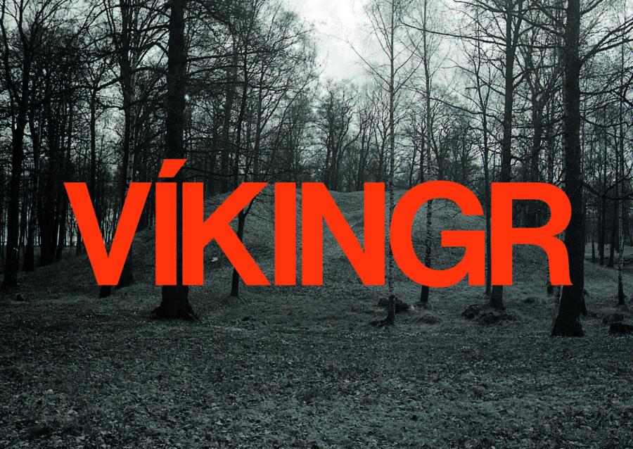 Videoomvisning av utstillingen VÍKINGR hovedbilde
