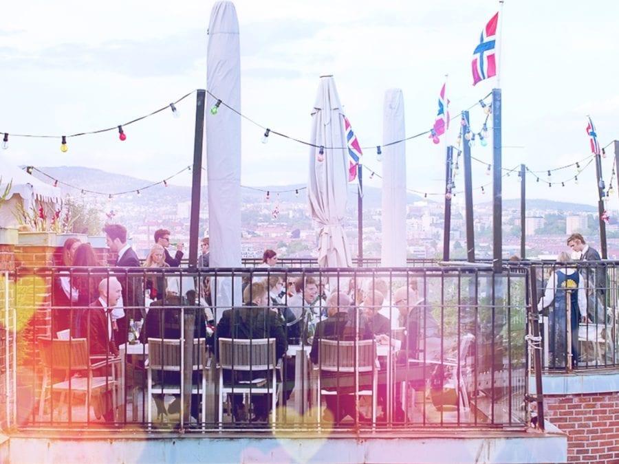17. mai feiring på Oslos tak hovedbilde