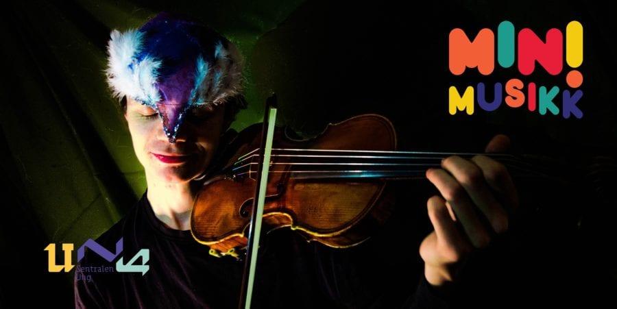 Minimusikk: Nattergalen – Live fra Sentralen hovedbilde