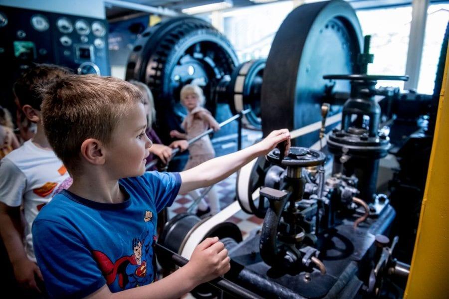 Teknisk museum gjenåpner! hovedbilde