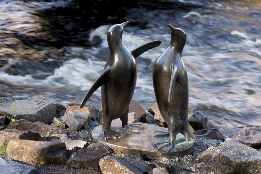 Omvisning i Skulpturparken hovedbilde