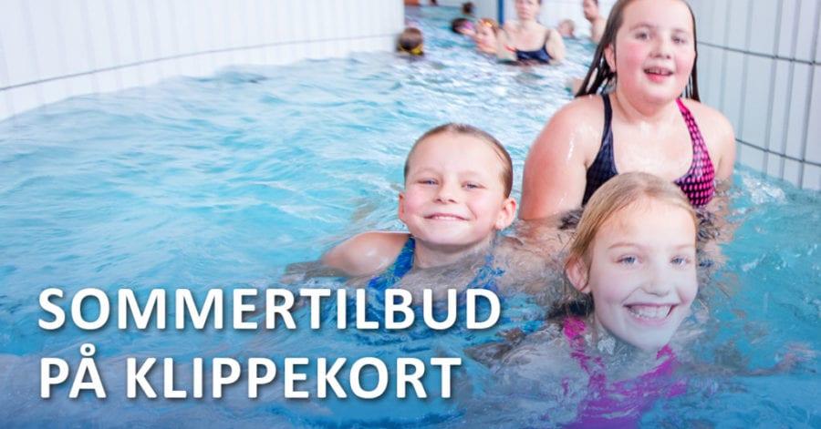 Sommertilbud på Drammensbadet hovedbilde