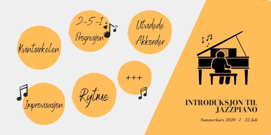 3 ukers kurs med Oslo Pianoskole hovedbilde