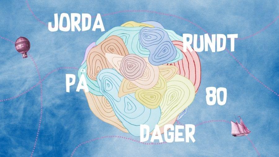 Jorda rundt på 80 dager hovedbilde