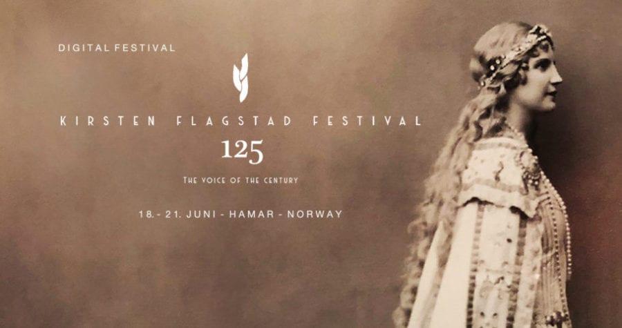 Kirsten Flagstad Festival 2020 – Digital Operafestival hovedbilde