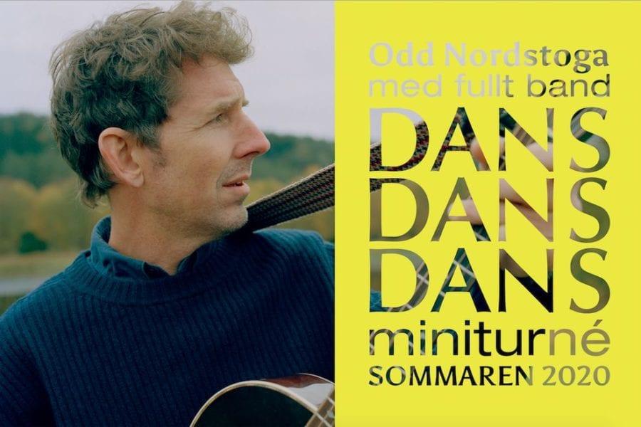 Intimkonsert: Odd Nordstoga med band hovedbilde