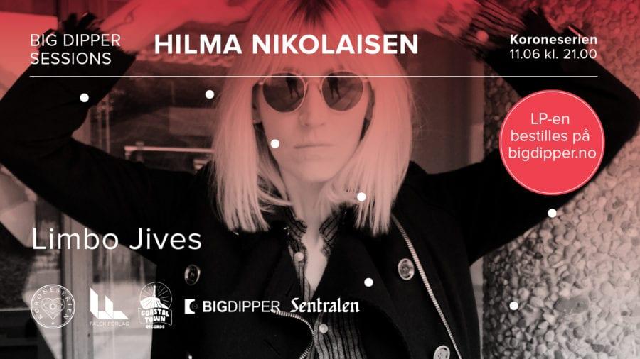 Big Dipper Sessions: Hilma Nikolaisen hovedbilde