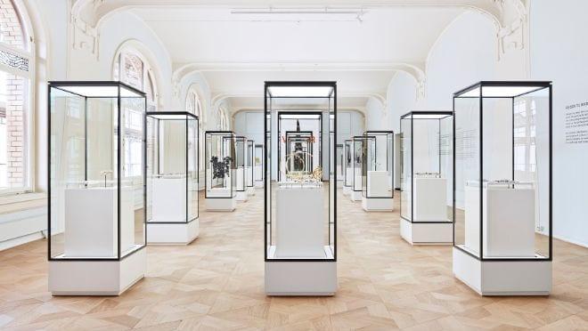 Sommeromvisning om VIKINGR i Historisk museum hovedbilde