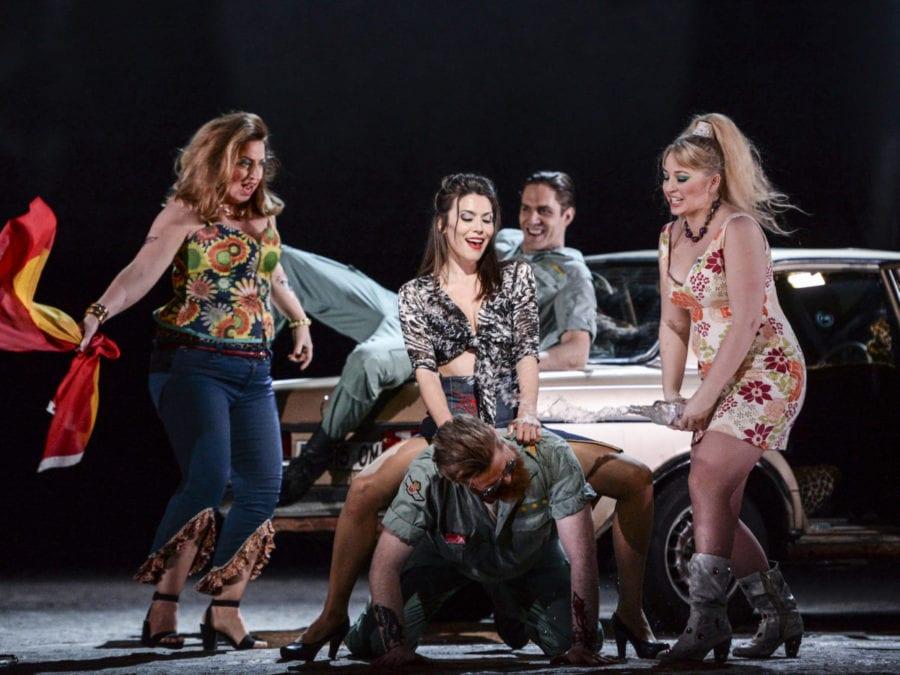 Carmen – En scenisk konsert hovedbilde