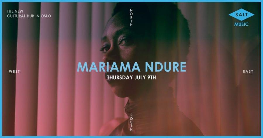 Eventbilde: Konsert med Mariama Ndure