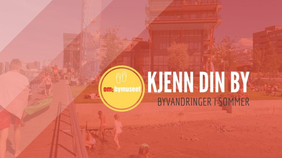 Eventbilde: Kjenn din by: Renessansebyen Christiania