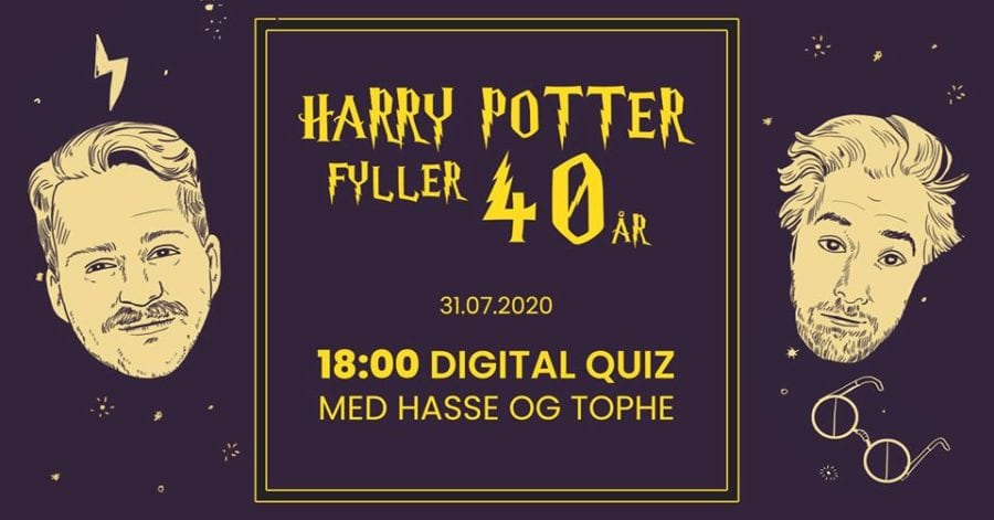 Harry Potter-quiz hovedbilde