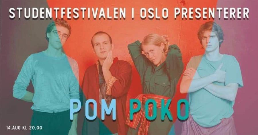 Studentfestivalen 2020: Pom Poko hovedbilde