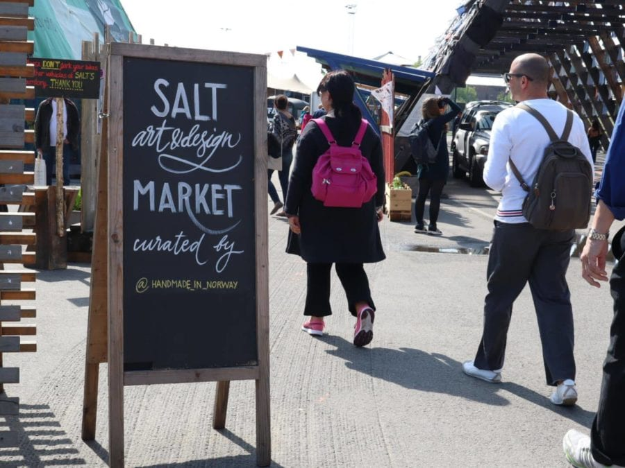The SALT Market Oslo hovedbilde