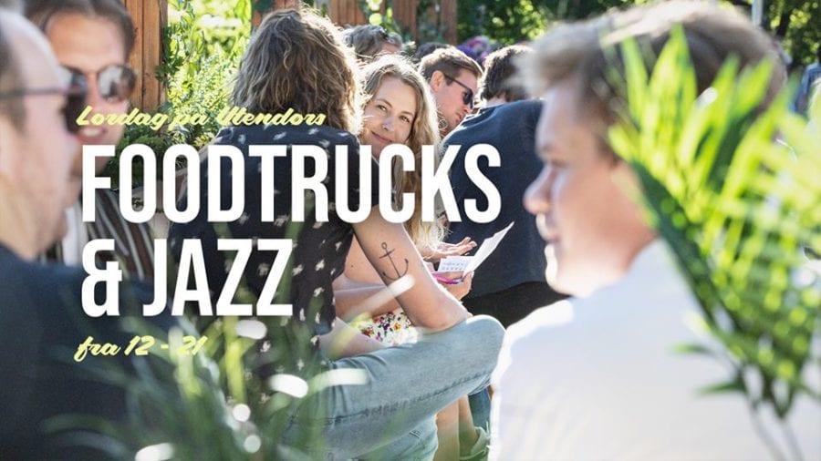 Foodtrucks & gratis jazz – Utendørs hovedbilde