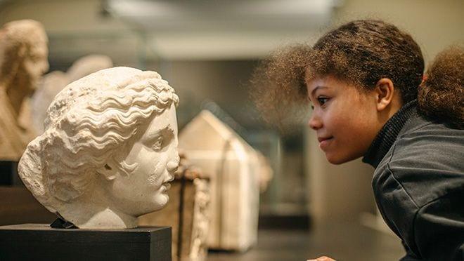 Gratis inngang hos Historisk museum hovedbilde