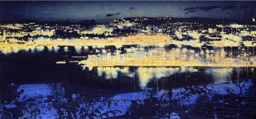 Eventbilde: Frank Brunner – Kunstutstilling på Hadeland Glassverk