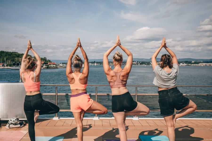 Morgen Yoga Cruise hovedbilde