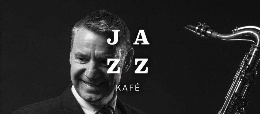 Jazz kafè – Dave Edge kvintett hovedbilde