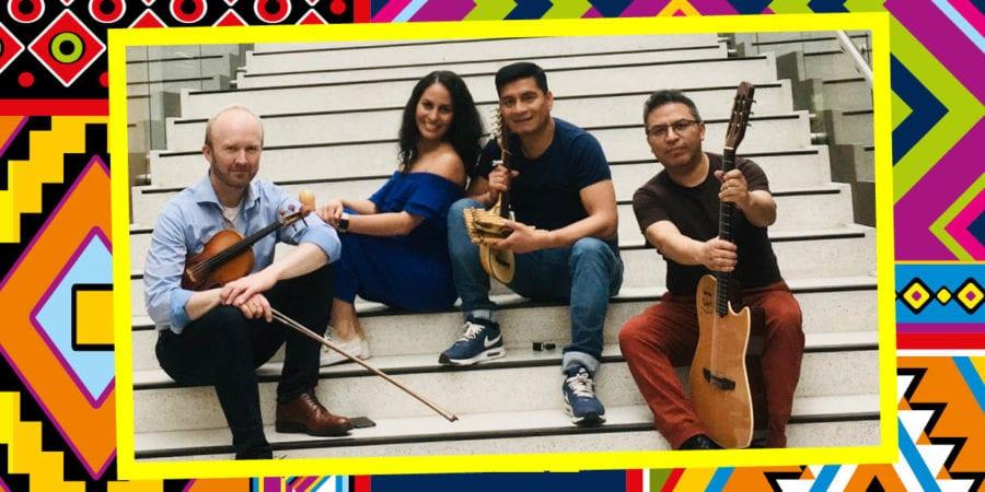 Barnas Kulturbryggeri: Entre Amigos hovedbilde