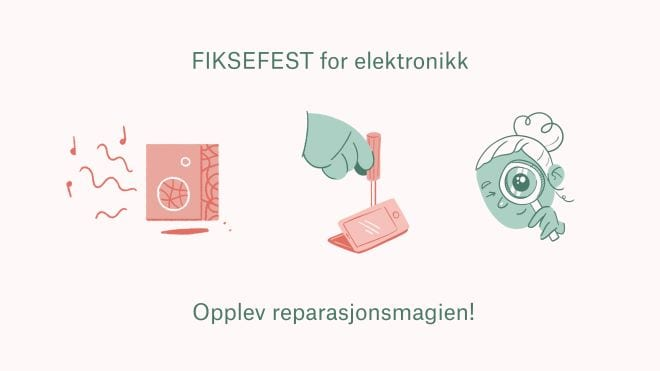 Fiksefest for elektronikk hovedbilde