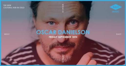 Oscar Danielson til SALT hovedbilde