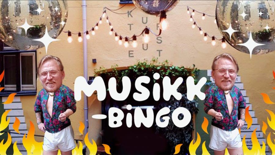 Musikkbingo med BingOla hovedbilde