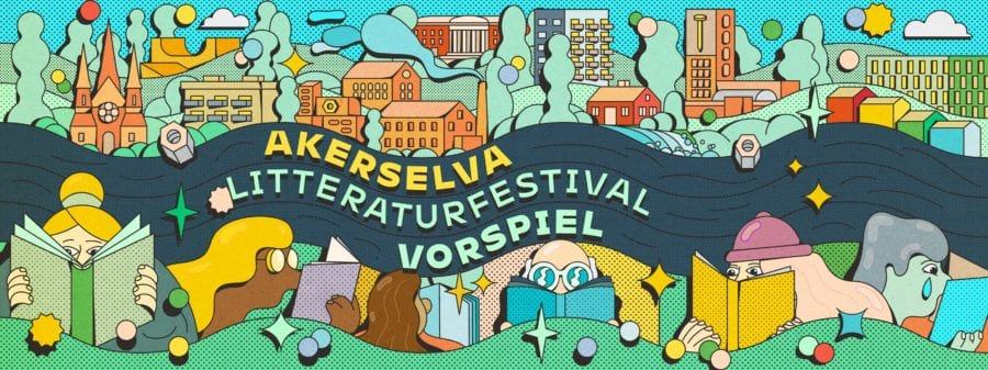 Akerselva litteraturfestival – Vorspiel hovedbilde