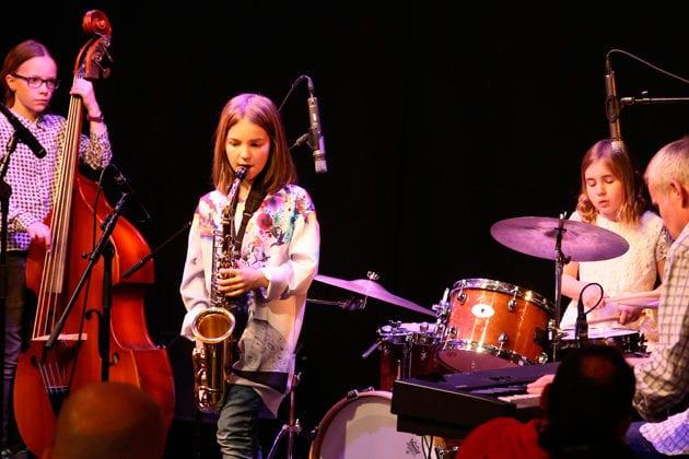 Eventbilde: Barnas Jazzscene