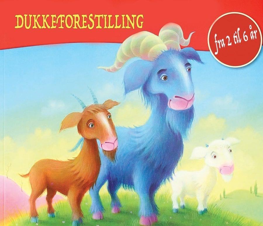 Eventbilde: Bukkene Bruse og Den Vesle Kalven
