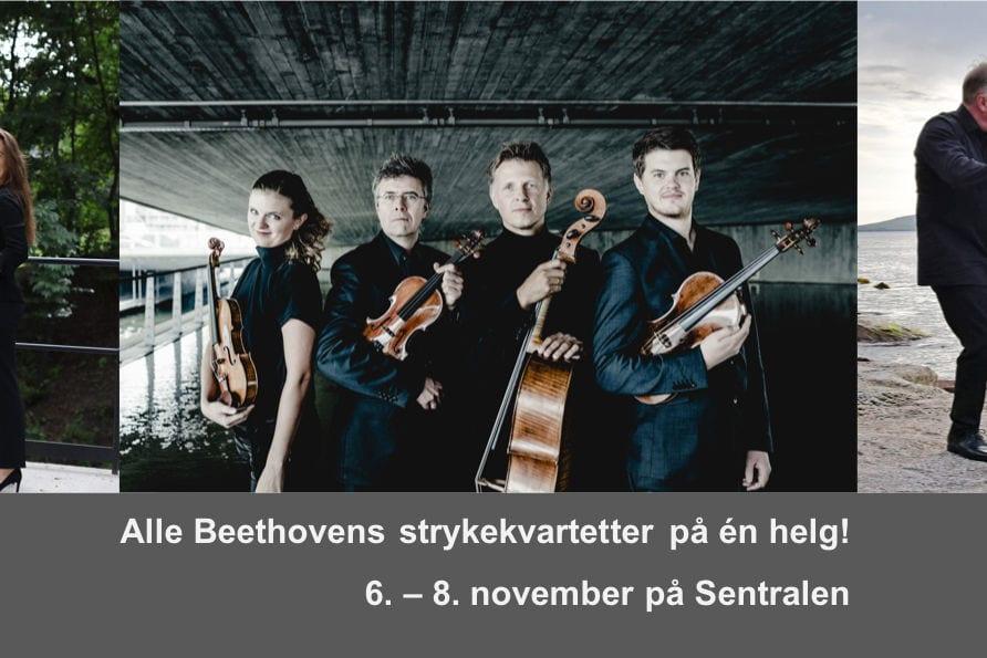 Eventbilde: Alle Beethovens strykekvartetter på én helg!
