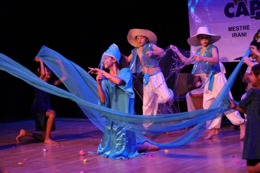 Eventbilde: Forestilling – Capoeira!