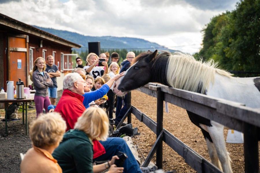 Åpen dag i Nordmarka Rideskole hovedbilde