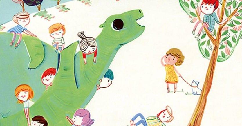 Eventbilde: Spansk festival: Dinosaurverksted