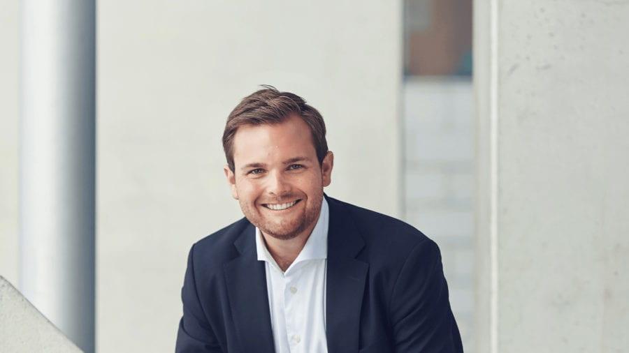 Christian Grøvle til Bærum Kulturhus hovedbilde