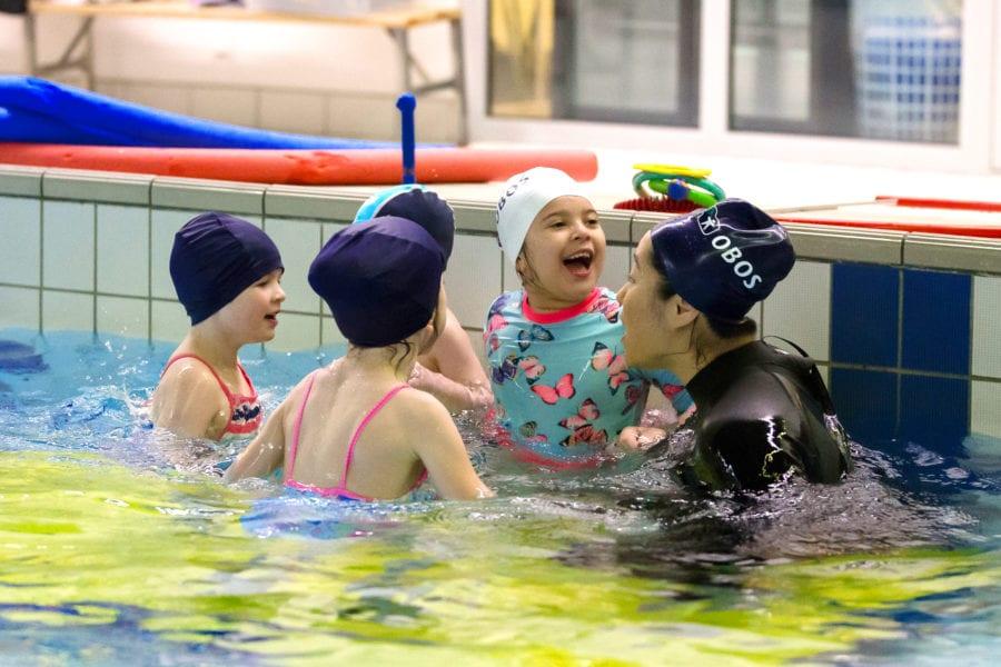 Eventbilde: Bli med på svømmekurs
