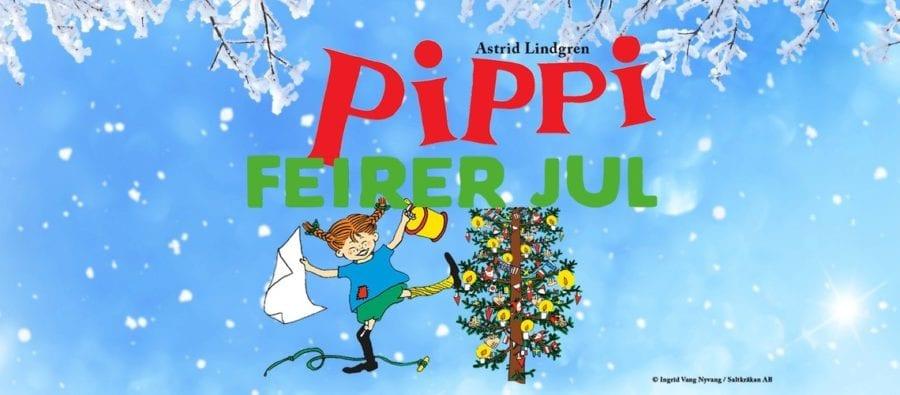 Pippi feirer jul – Premiere hovedbilde