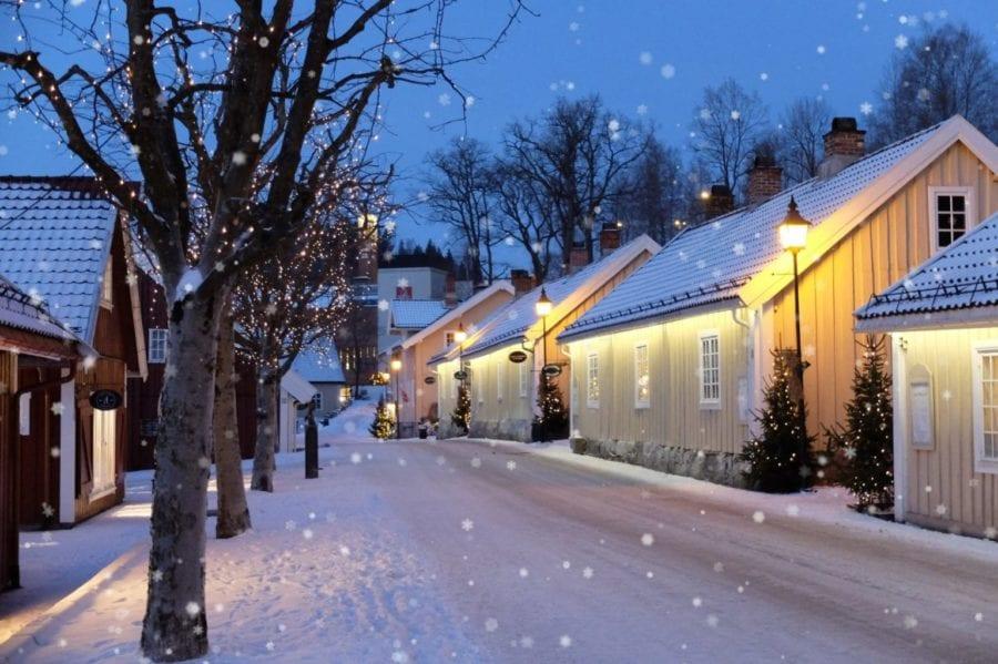Eventbilde: Tradisjonsrikt julemarked på Bærums Verk