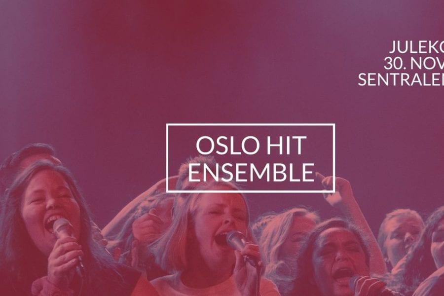 Eventbilde: Julekonsert med Oslo Hit Ensemble