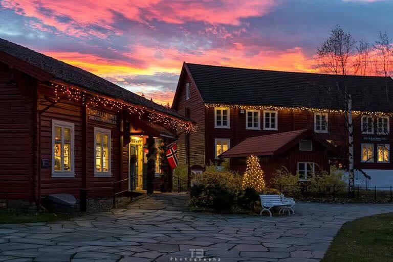 Eventbilde: Julemarked på Hadeland Glassverk