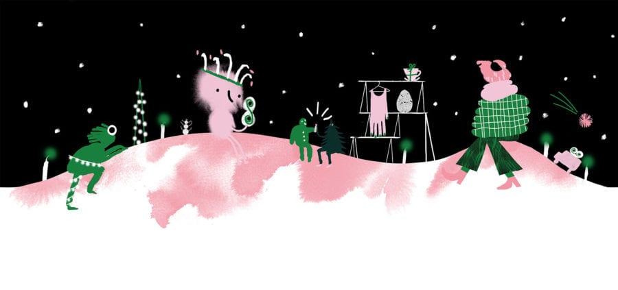 Digitalt julemarked: Oslos Supermarked hovedbilde
