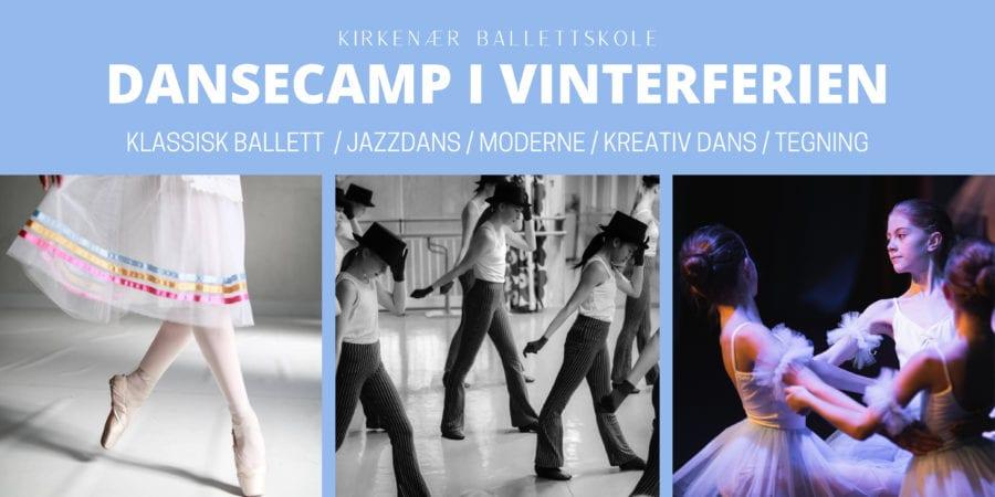 Dansecamp i vinterferien hovedbilde