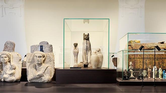 Eventbilde: Omvisning: Følelser i antikken og Det gamle Egypt