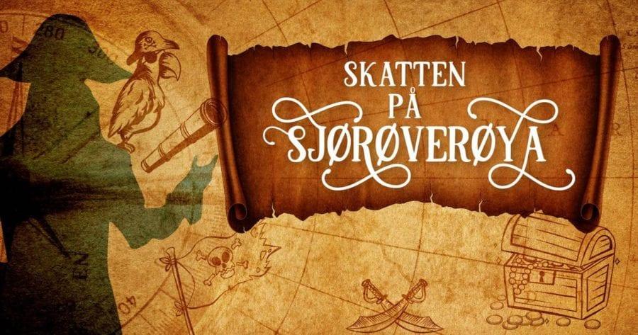 Eventbilde: Skatten på Sjørøverøya